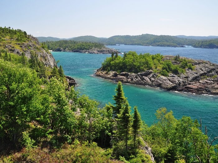 Pukaskwa National Park - worst places in Canada for mosquitoes