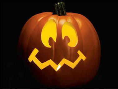 Pumpkin Pattern #1: Who, Me?