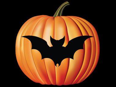 Pumpkin Pattern #18: Gone Batty