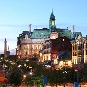 The Country Has Chosen the Most Interesting Cities Canada