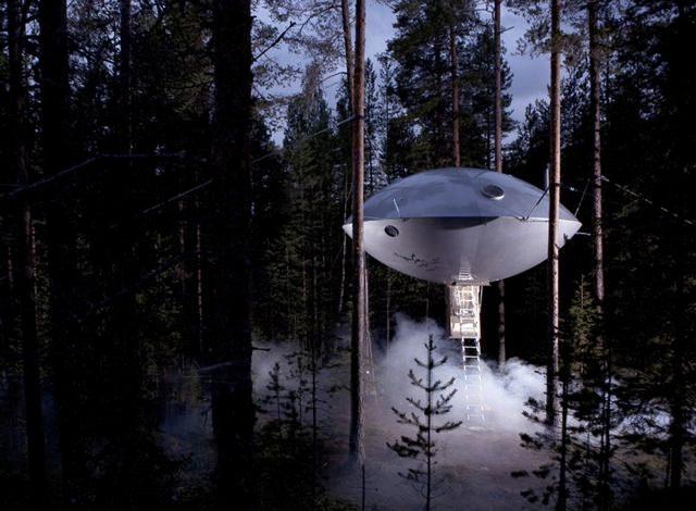 Treehotel - Harads, Sweden