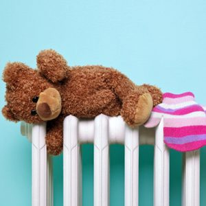 2. Clean Radiators Will Let The Whole Family Breath Easier