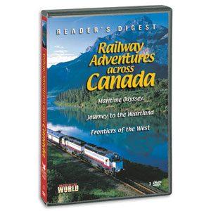 Railway Adventures Across Canada