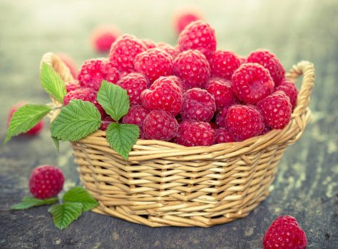 Healthy energy drink alternative: Fresh fruit
