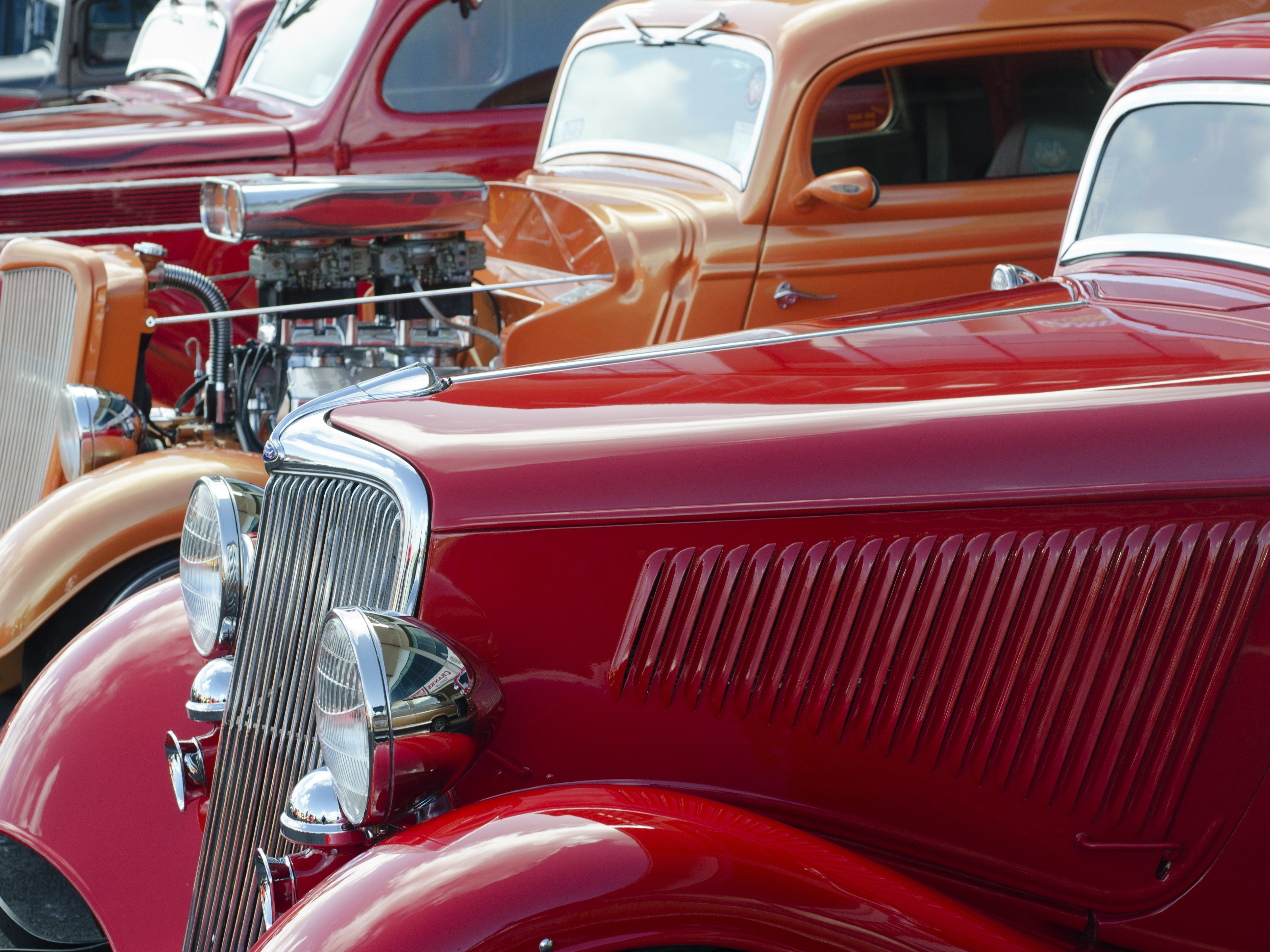 How to Organize the Best Classic Car Cruise