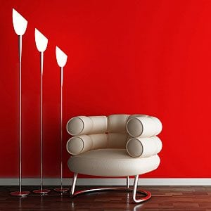 What Your House Colour Says About You: Red