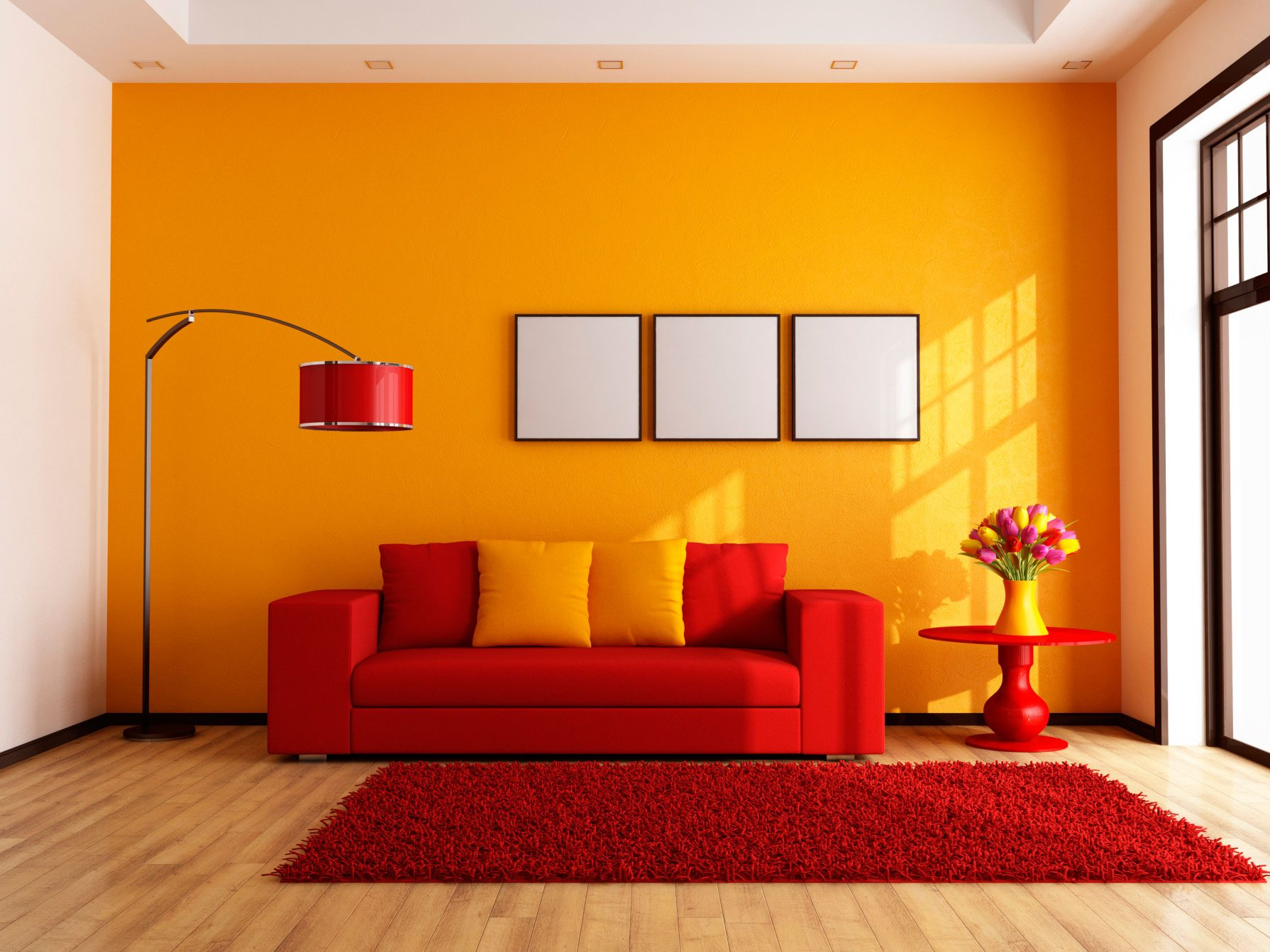 Discover what your house colour says about you - Color pinturas para interiores ...