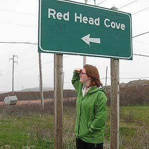 1. Red Head Cove, Newfoundland