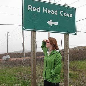 1. Red Head Cove, Newfoundland