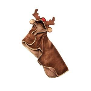 23. PetHoliday by Top Paw Reindeer Outfit
