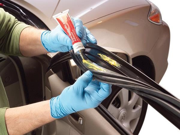 tips to maintain and repair weather stripping on car doors