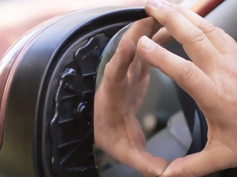 Replace Your Car's Side Mirror With Precut Glass