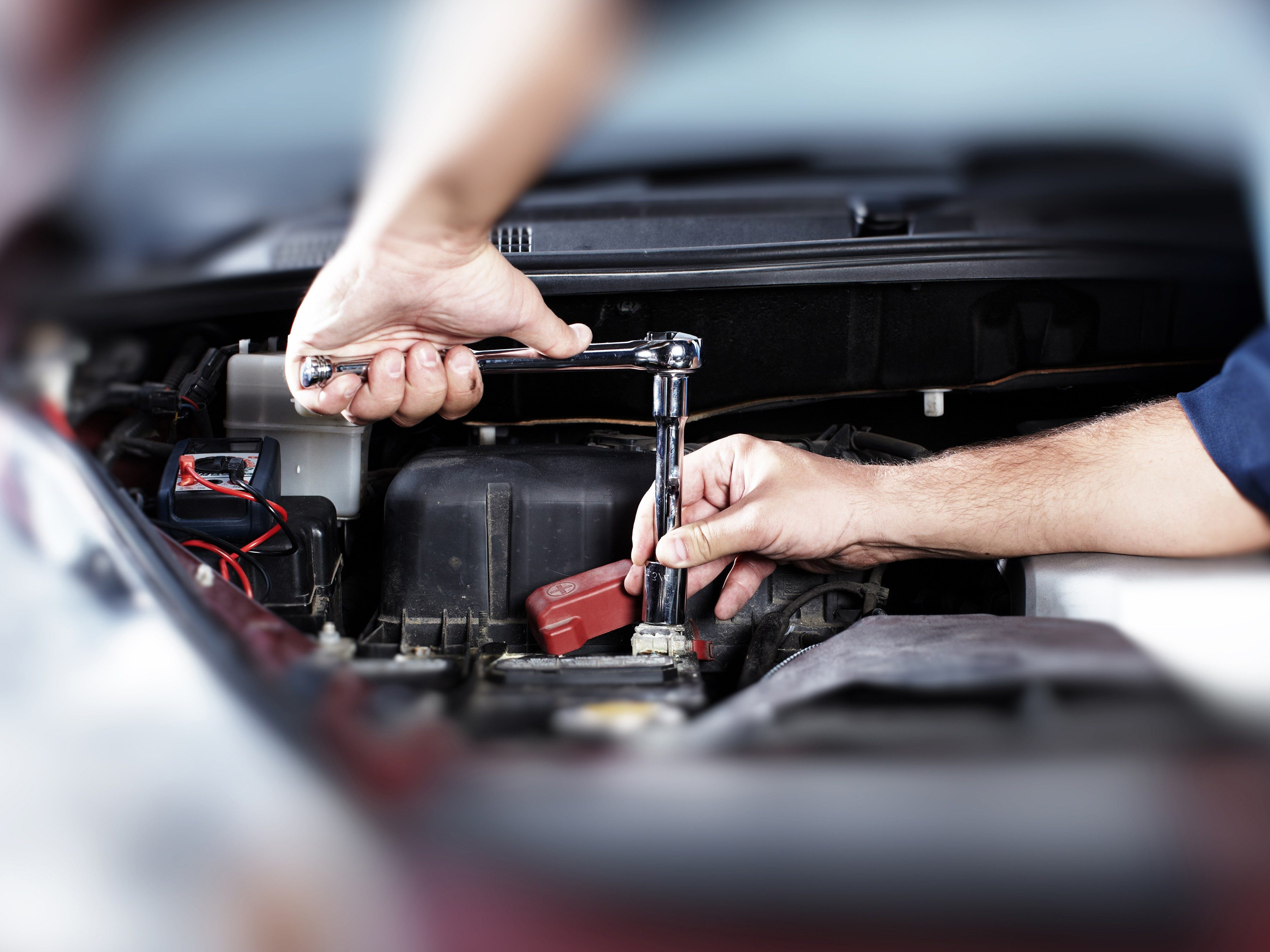 2. Ask the Mechanic for Your Old Parts