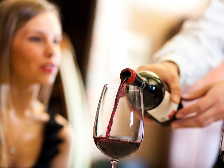 7. Don't disregard a restaurant's house wines.
