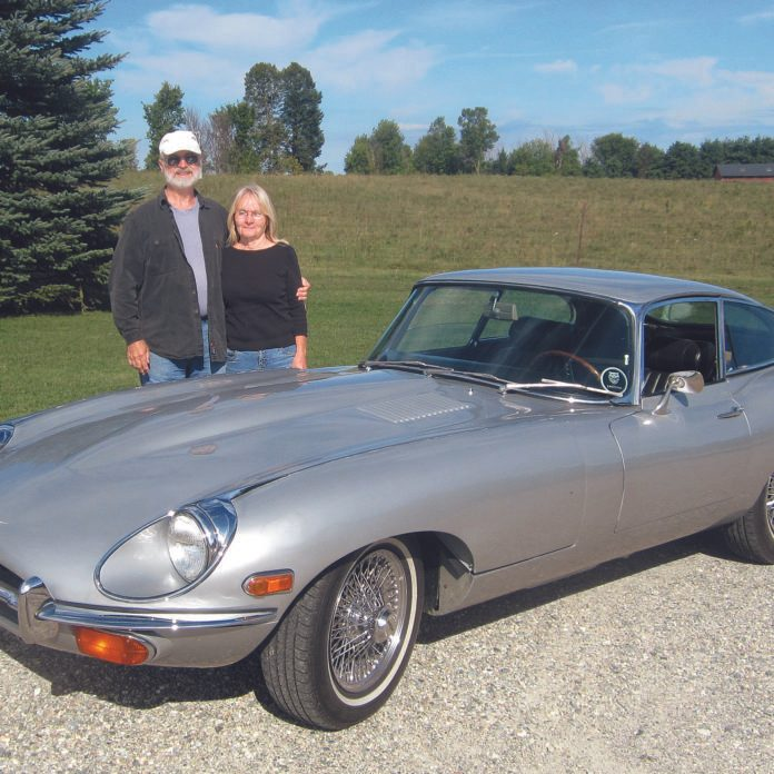 Labour of Love: Restoring Our Jaguar E-Type