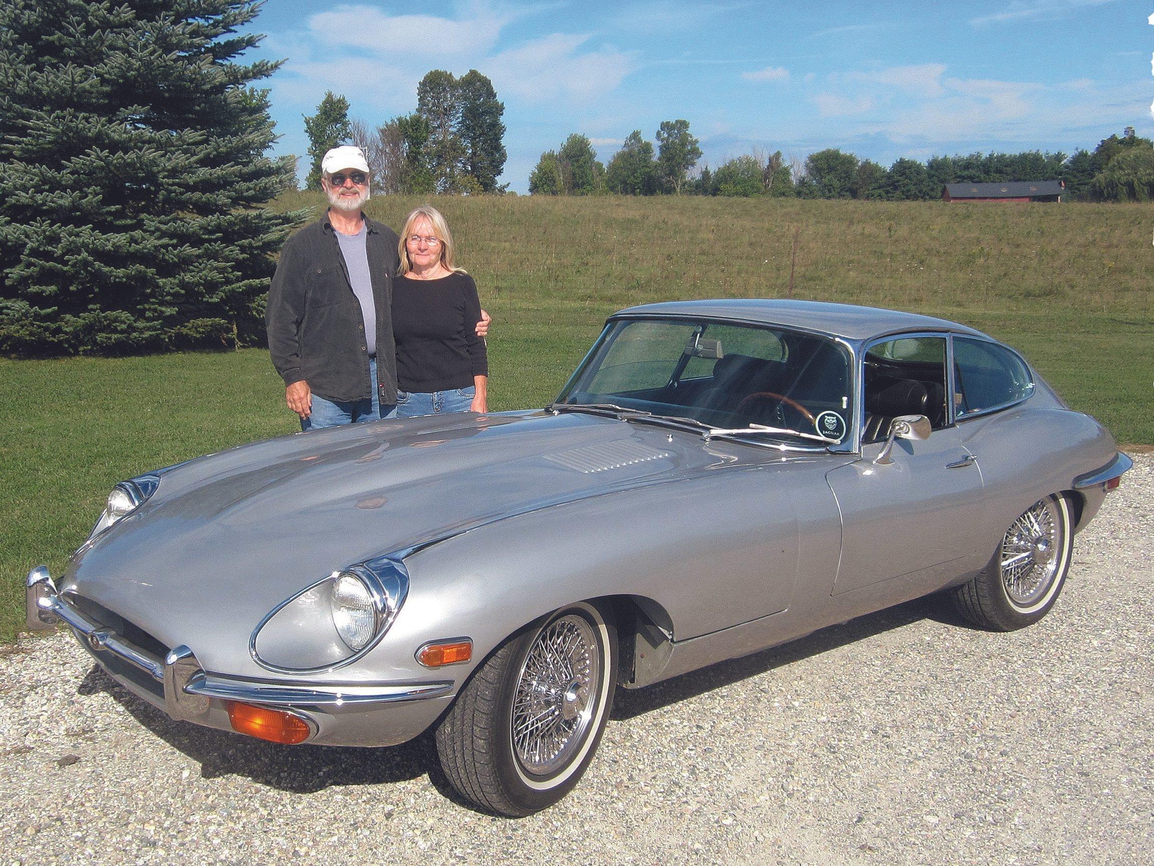 How we restored a Jaguar E-Type