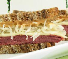 Reuben Sandwich Strata