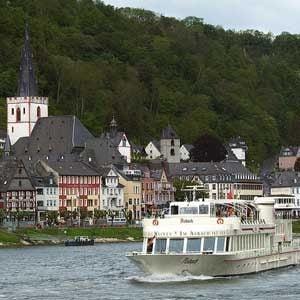 Exotic River Cruise #9: Rhine River, Switzerland to Netherlands