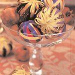 Ribbon Ball Ornament