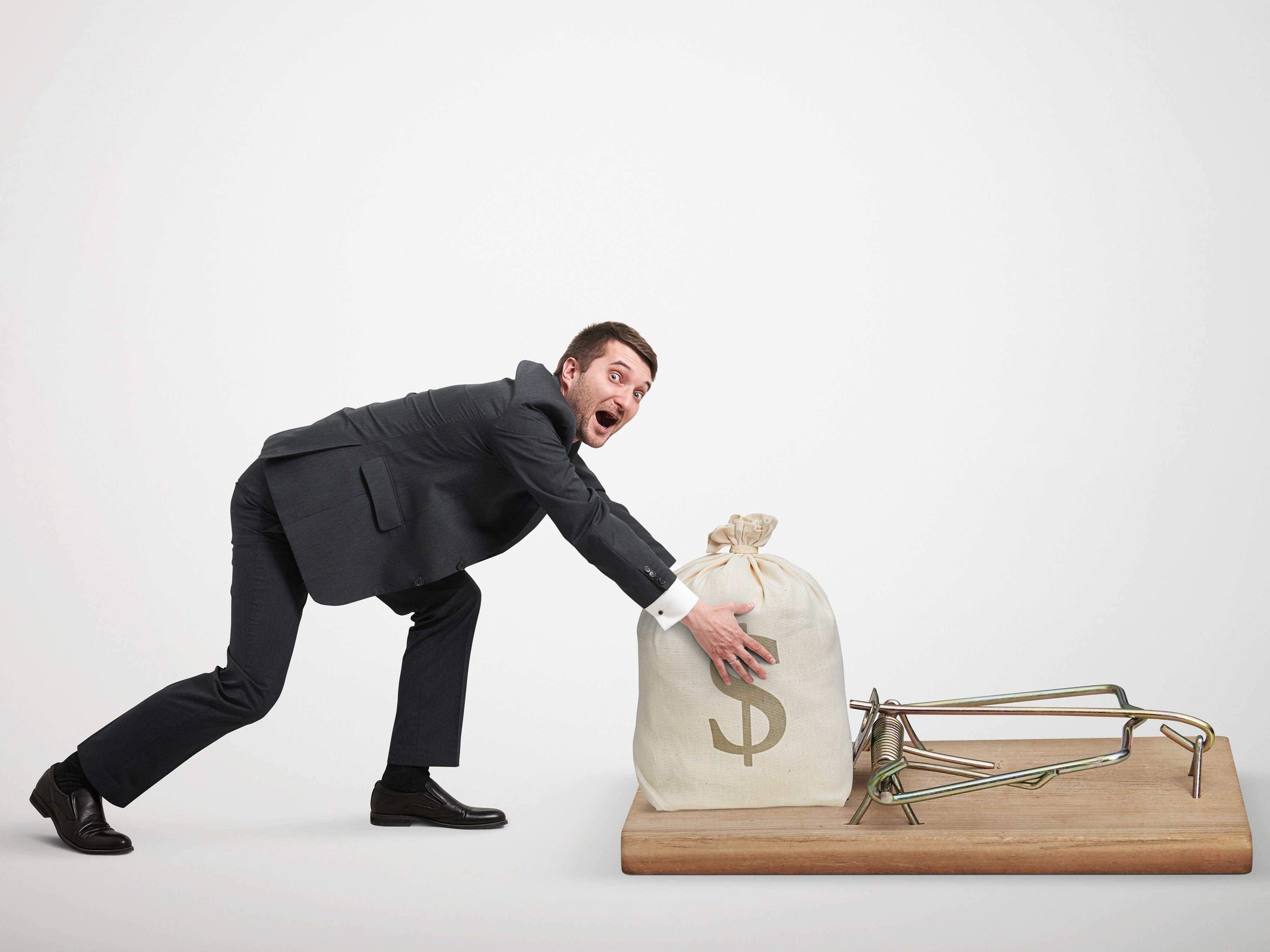 Rich People Take Risks