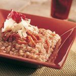 Risotto with Sausage and Red Wine
