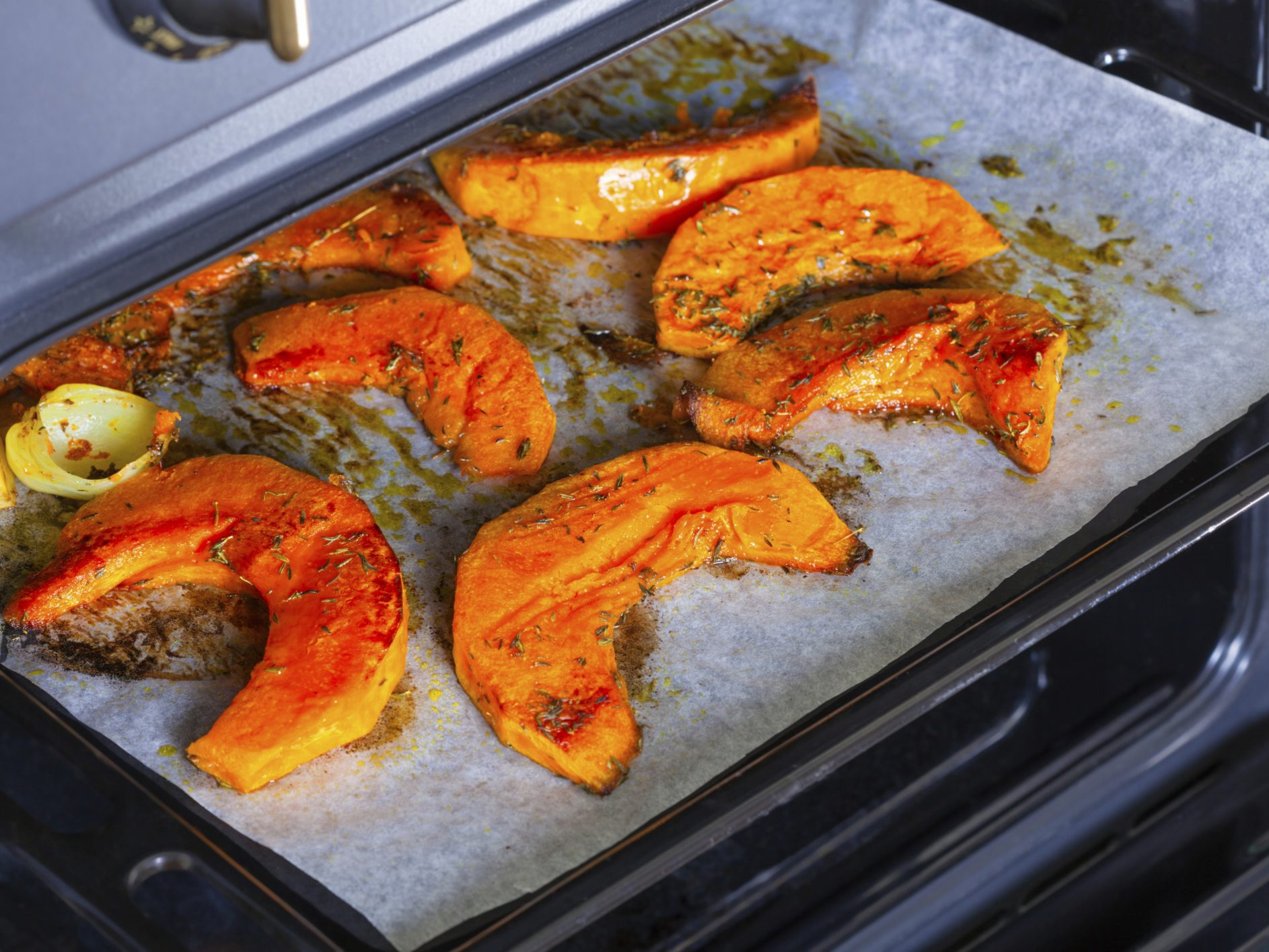 Roasted Pumpkin-Quinoa Salad