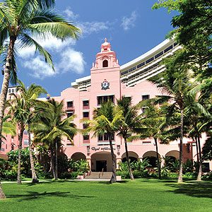 10. Royal Hawaiian, a Luxury Collection Resort - Waikiki, Hawaii, United States