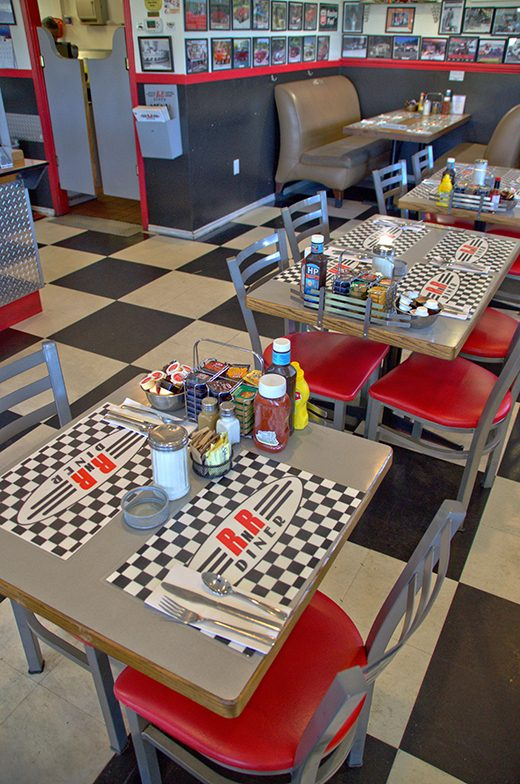 The R & R Diner