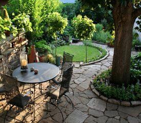 Landscaping ideas making a beautiful garden terrace workwithnaturefo