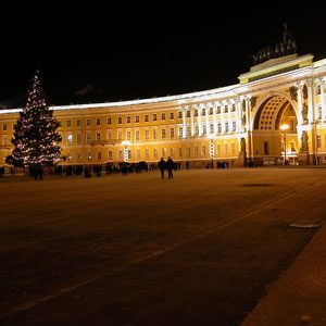 Go Glam at the Czar's Ball in St. Petersburg, Russia