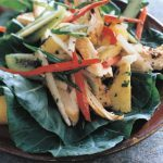 Jamaican Jerked Chicken Salad