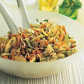 Apple and Sprout Salad