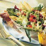Warm Salad, Italian Style