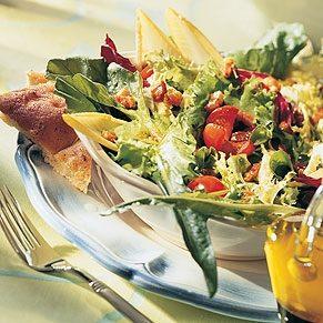 Wednesday: Warm Salad, Italian Style