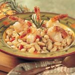 White Bean and Shrimp Salad