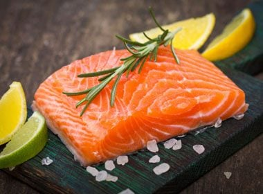 Eat oily fish
