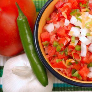 8. Use Salsa Liberally