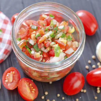 Ten-Minute Salsa