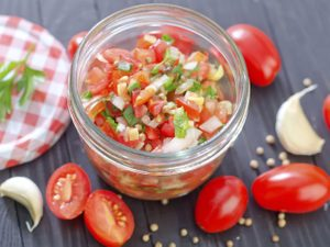 Ten-Minute Salsa