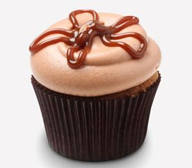 Cupcake Personality: Salted Caramel