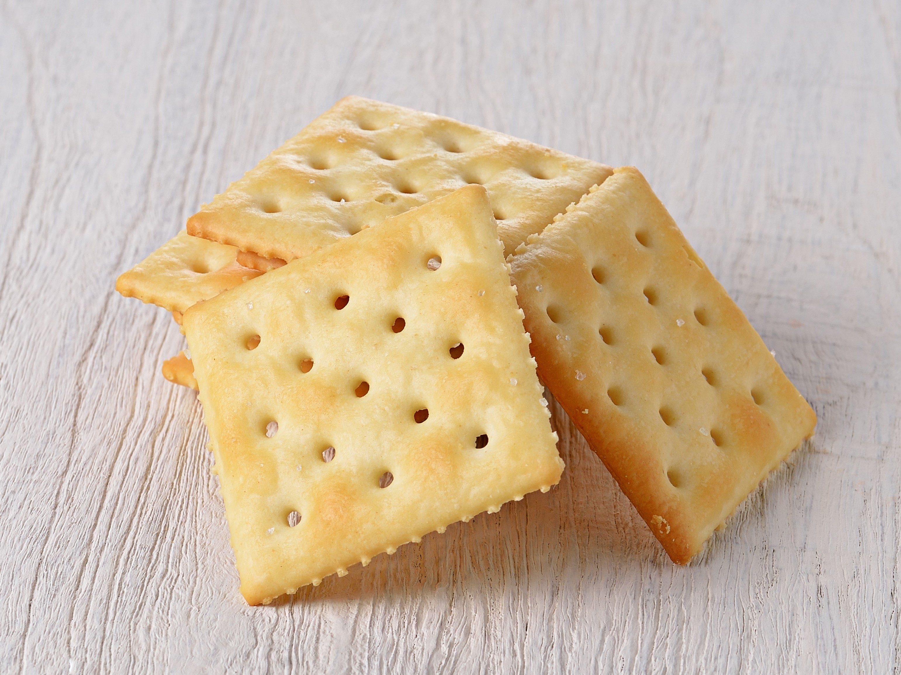 2. Crackers