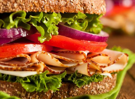 Use Whole-Wheat Bread to Make Your Sandwich
