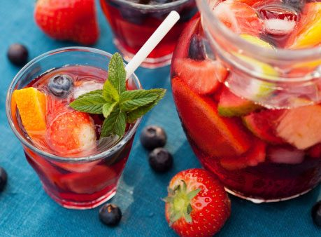 Harvest Tea Sangria