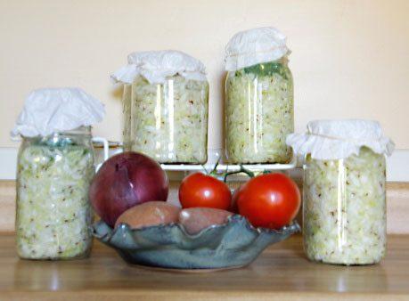 Healthy energy drink alternative: Sauerkraut