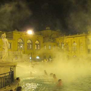 7. Szechenyi Thermal Baths, Hungary