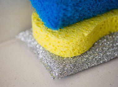 5. Steel Wool Soap Pads