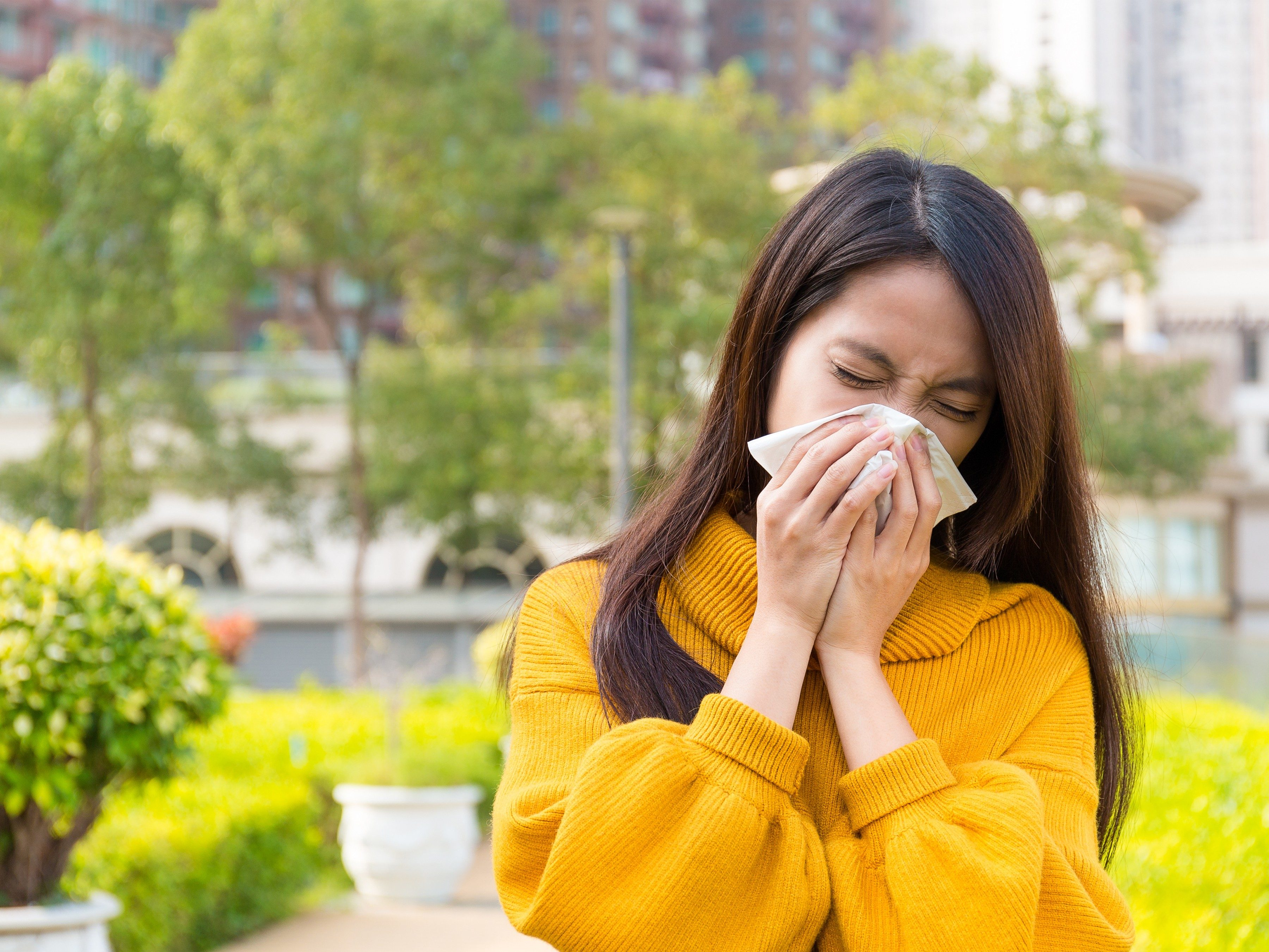 Coping with Seasonal Allergies