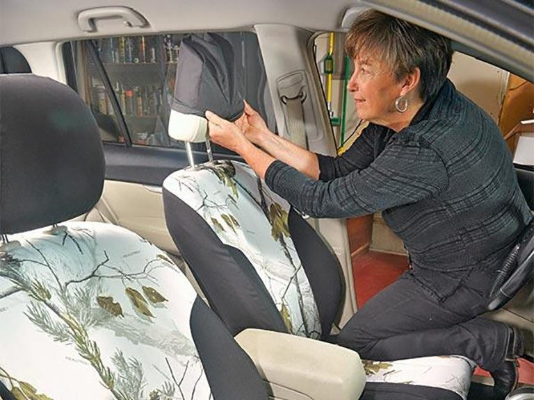 Tips on How to Install Custom Car Seat Covers