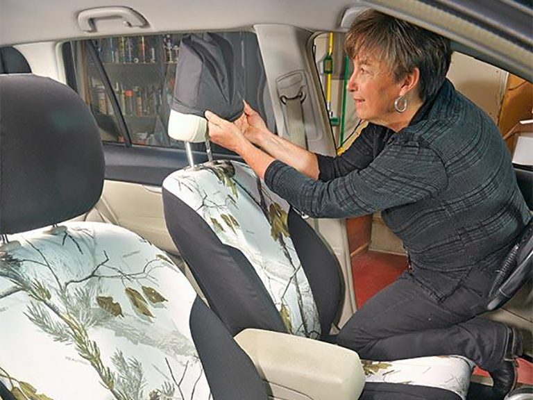 Customize Your Car Seat Covers