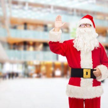 22 Secrets of a Shopping Mall Santa